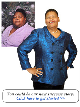 Debra after her gastric bypass surgery. Click here to see if we can help you qualify for surgery!